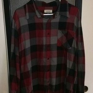 AnchorBlue Flannel Shirt